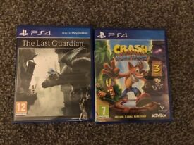 PS4 Games for sale from £5 each