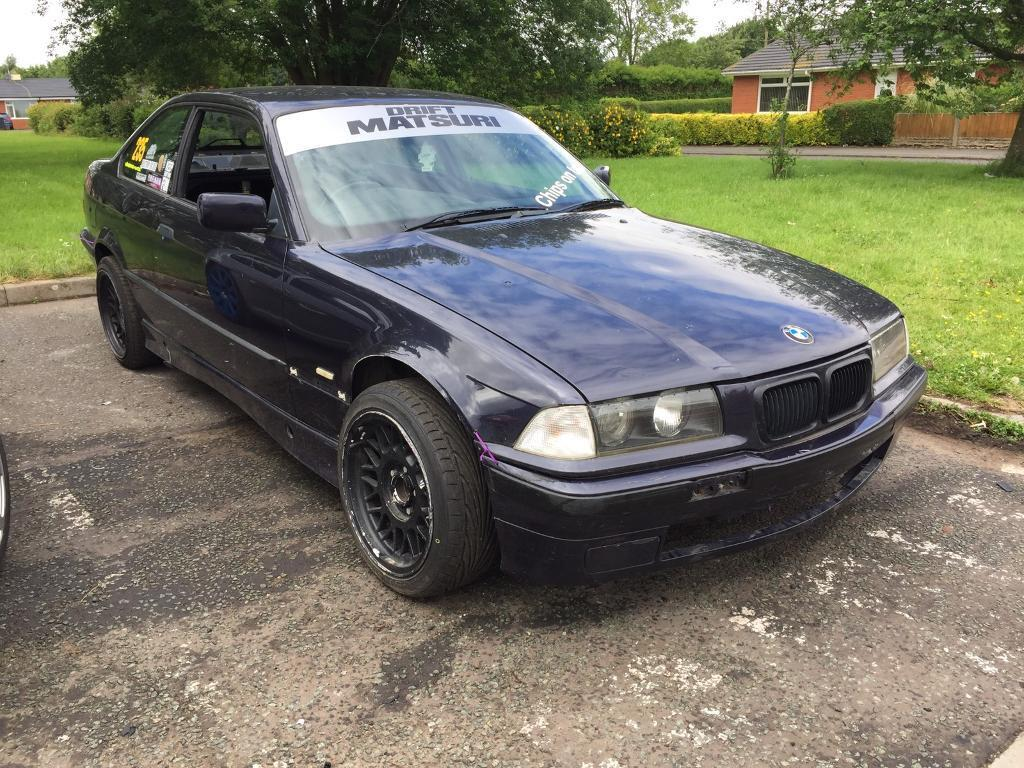 bmw e36 328i drift car in ellesmere port cheshire gumtree. Black Bedroom Furniture Sets. Home Design Ideas