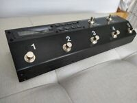 Boss ES-5 Effects Switching System + Roland UM-One