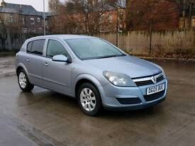 2005 Vauxhall Astra 1.6i Club 5 Door Hatchback Automatic