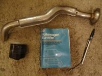 transporter t4 parts and manual
