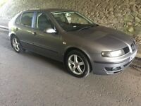 SEAT LEON 1.9 t.d.i # EXCELLENT SERVICE HISTORY # DRIVES SUPERB # superb original condition #