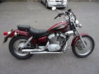 Yamaha Virago XV 250 For Sale
