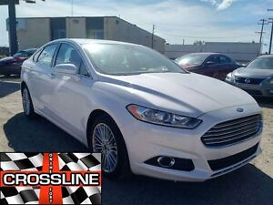 2016 Ford Fusion AWD - Leather - Navigation - Sunroof