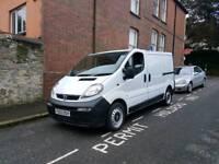 Vauxhall vivaro 1.9 dti 03 plate low mileage
