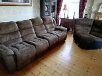 Sofa or corner suit