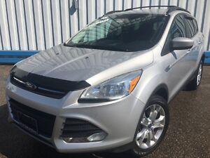 2013 Ford Escape SE 4WD *LEATHER-NAVIGATION*