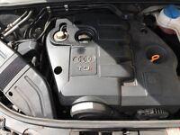 Audi A4 TDI SE 1.9 4 Door 2003 for sale - £1850 ono