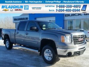 2009 GMC SIERRA 2500HD *Diesel *HD Trailering *Lthr Int *4WD