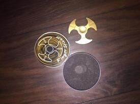 Golden Batman Fidget spinner