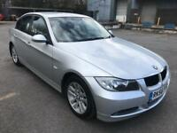 STUNNING CONDITION 2006 BMW 320D SE AUTO,DRIVES EXCELLENT,2 KEYS,LONG MOT,FULL SERVICE HISTORY
