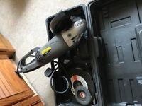 Rolson electric disc grinder