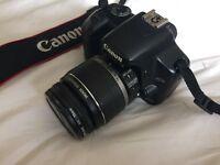 For Sale: Canon EOS 450D SLR + EF-S 18-55mm + EF-S 55-250mm IS Lens Kit