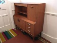 Beautiful Vintage Mid-Century Original Teak Sideboard