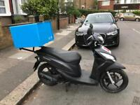 Honda vision 110cc automatic scooter 2014