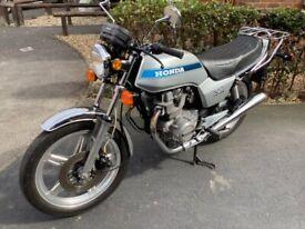 Honda CB250N Superdream 1978