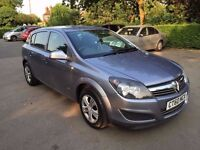 2010 VAUXHALL ASTRA LIFE ECOFLEX 1.7 CDTI, 1 OWNER, NEW CLUTCH AND FLYWHEEL, FINANCE AVAILABLE