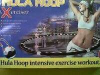 4SALE,1 HEALTH,HULA HOOP & XERCISER,ONLY £3
