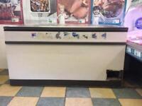 Shop freezer