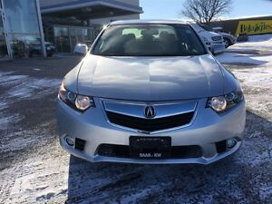 2012 Acura TSX ONE OWNER NO ACCIDENT Sport sedan Sunroof Alloys  Kitchener / Waterloo Kitchener Area image 9