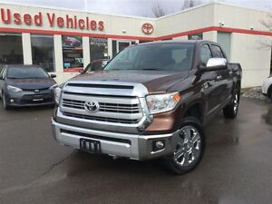 2015 Toyota Tundra Platinum 1794 Edition TOP of t
