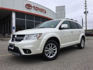 2016 Dodge Journey SXT V6 FWD, KEYLESS ENTRY, ALLOY WHEELS, FOG