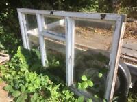 Free - Wooden window frame