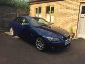 BMW 320d M Sport coupe 2l