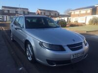 SAAB 9-5 LINEAR SPORT 1.9 TDI AUTO ESTATE