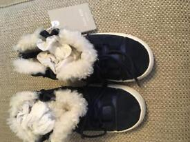 Zara kids shoes UK size 4.5