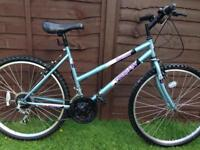 Ladies / girls terrain mountain bike