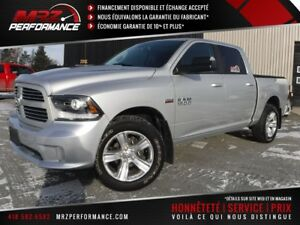2014 Dodge Ram 1500 Sport - Crewcab - 8 vitesses - FULL