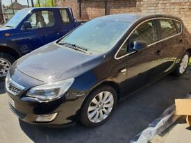 Vauxhall Astra 2011 FSH