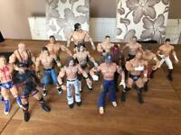 WWF Wrestling Figures