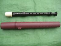 Zen-on B Soprano Recorder