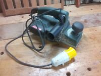 Metabo 110v Power Planer - HO882