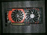 MSI GTX 970 GAMING 4G need gone