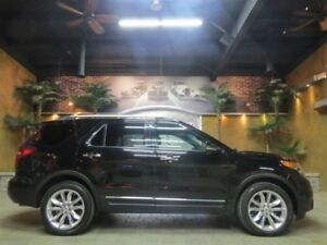 2012 Ford Explorer 4WD Limited - R.Start, Htd Lthr, Nav