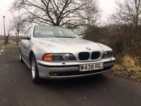BMW 530D AUTO LEATHER CLEAN CAR