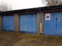 Garages available for rent: Carrington Road Dartford - GATED SITE