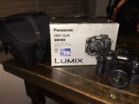 Lumix G2 SLR for sale.