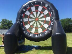 Bouncy Castle Inflatable Dartboard 20ft