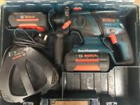 Bosch compact 36v cordless sds