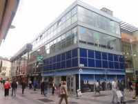 City Centre office accommodation To Let c. 850 sq ft