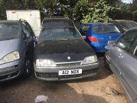 VAUXHALL CARLTON CDX I AUTO 1992- FOR PARTS ONLY