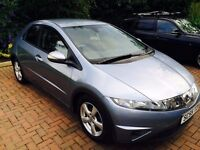 2006 Honda Civic 1.4 Petrol, Manual, Low mileage only 48000!!!!