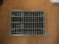 SMALL INDOOR DOG CAGE