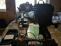 Nikon D5300 + Extras