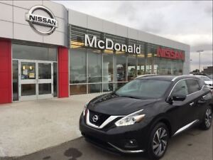 2015 Nissan Murano Platinum - Navigation Cooled Seats