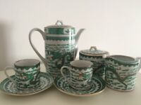 Authentic Chinese Coffee Set